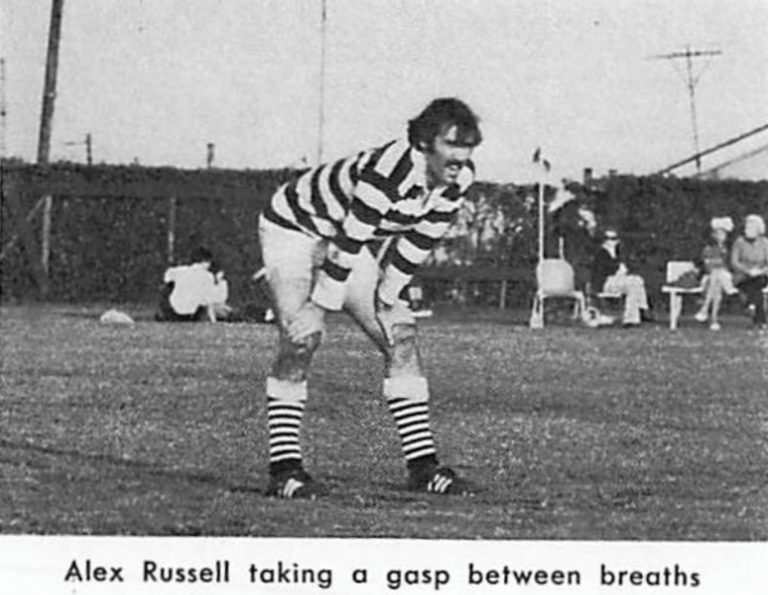 1972 Interport Rugby in Japan