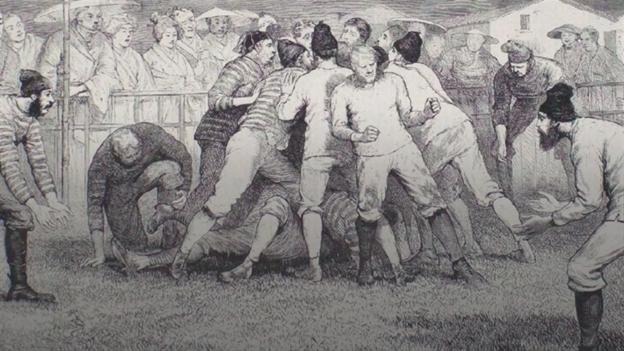 1866: The untold early history of rugby in Japan | The Japan Times
