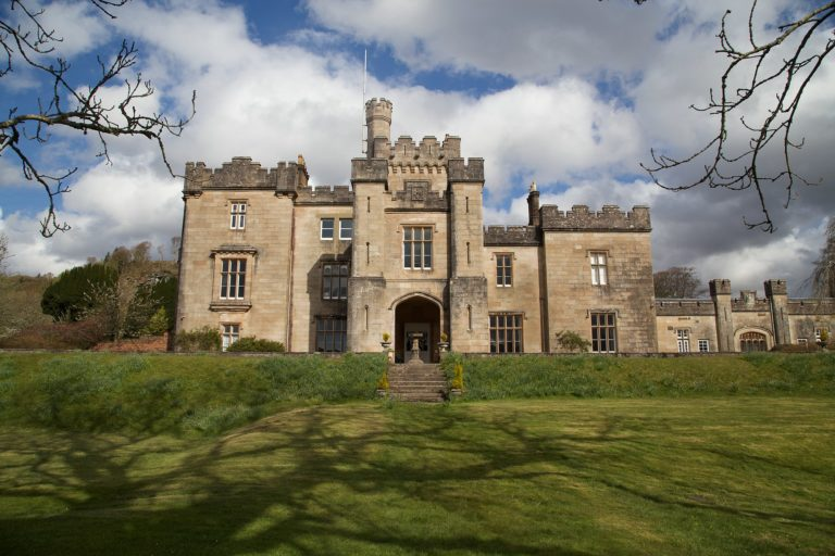 TWO SCOTTISH 'CASTLES' IN KINTYRE WHERE TWO KEY FIGURES IN EARLY HISTORY OF SPORT
