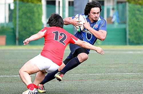 YC&AC WELCOMES NEW RUGBY PLAYERS